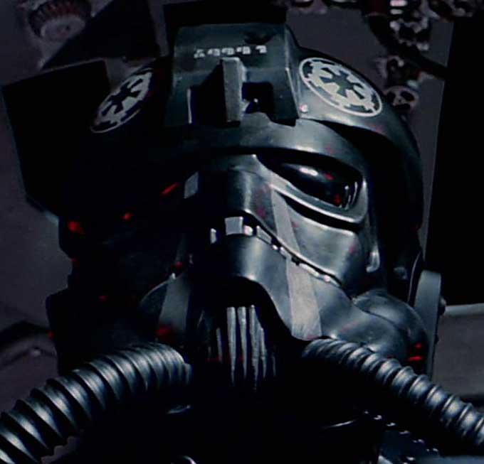 LEGO Star Wars Forum | From Bricks To Bothans • View topic ... Tie Fighter Pilot Helmet