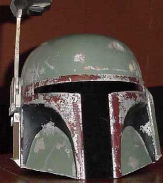 Licensed Replica Boba Fett Helmets