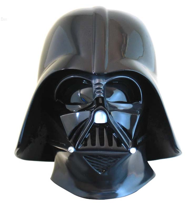 Don Post Deluxe Darth Vader Helmet