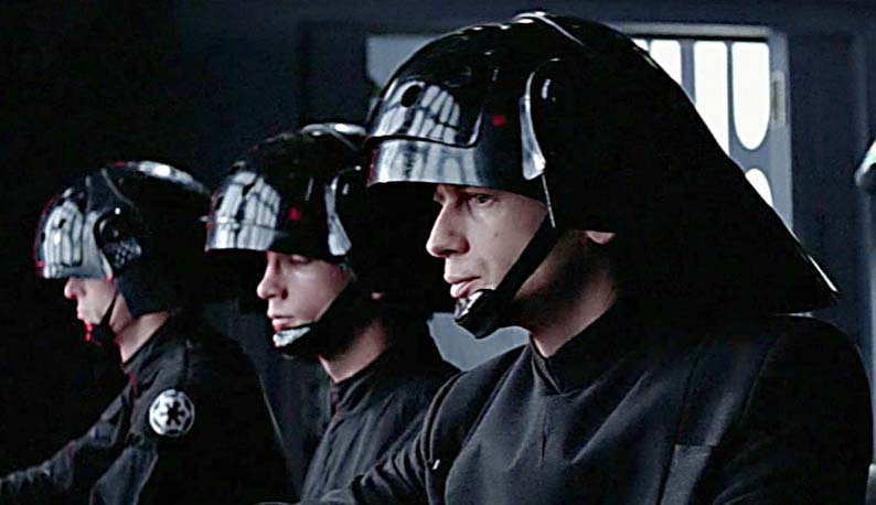 death star trooper helmets