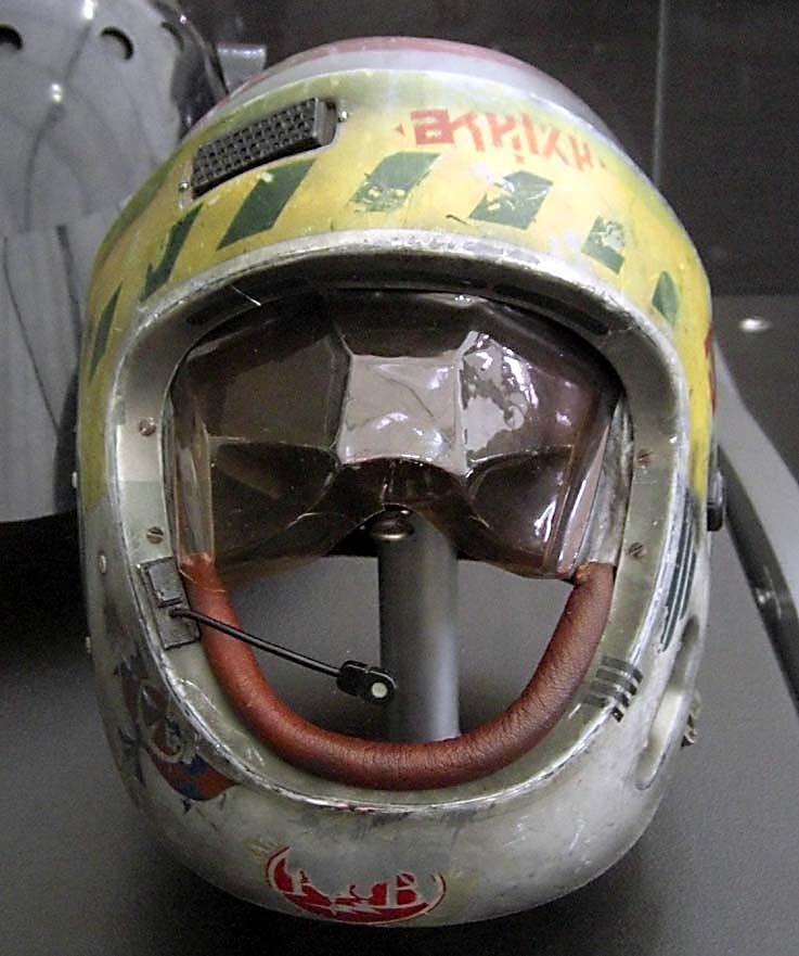 nasa pilot helmet - photo #26