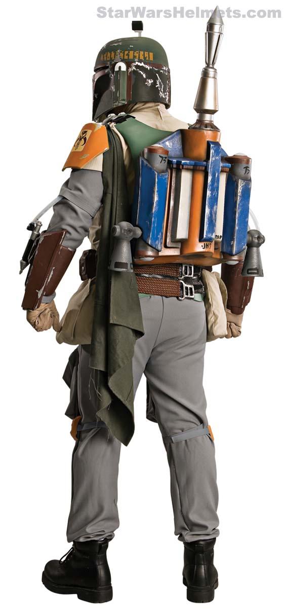 Boba Fett Costume Replica | www.pixshark.com - Images ...