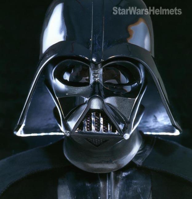 Original Darth Vader Helmets