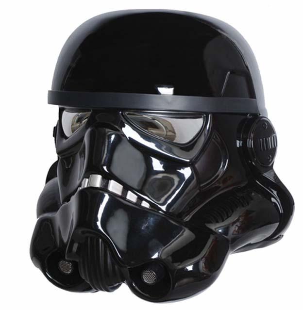 Safest Motorcycle Helmet >> E-FX CE Shadow Trooper / Black Hole Stormtrooper Helmet