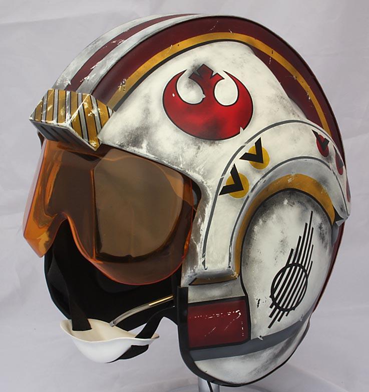 fan made x y wing fighter pilot helmets