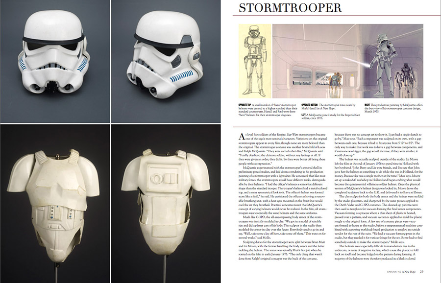 Book Review Star Wars Costumes