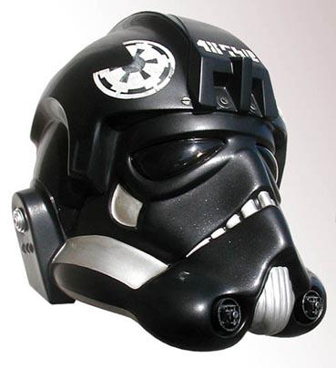Tie Fighter Pilot Helmet | www.pixshark.com - Images ... Tie Fighter Pilot Helmet