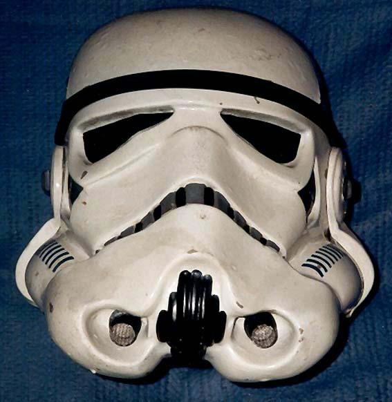 its a distinctive detail of the helmets that were used in the film ANH. and its one of the main details that you look for when you want a helemt that is ... & Sandtrooper Premium Format Statue - Page 3 - Statue Forum