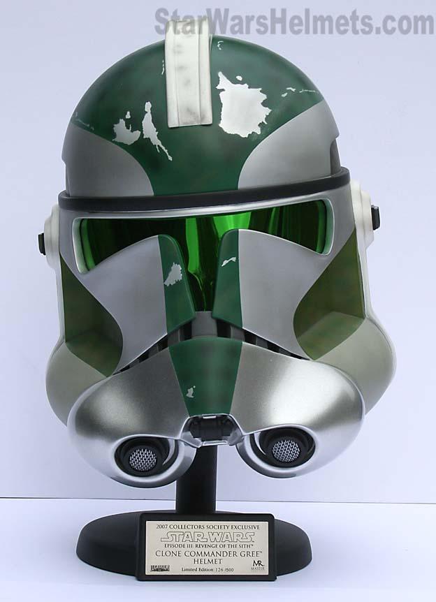 Master Replicas Clone Trooper Helmets