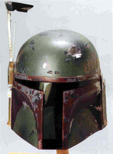 Original Boba Fett And Jango Fett Helmets