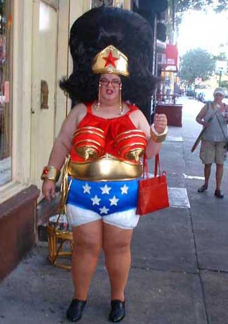 shudder   Now that is scary  Wonder Woman Lego Costume