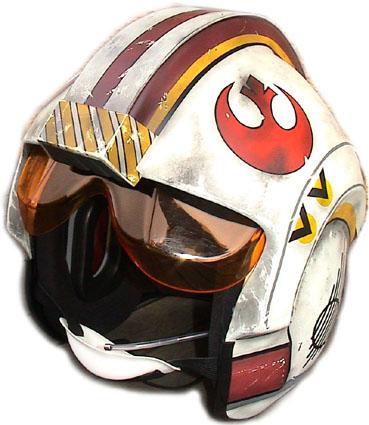 3d Model Luke X Wing Pilot Helmet X Wing Pilot Helmet By