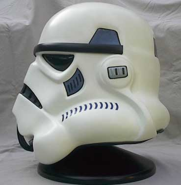 Fan Made Stormtrooper Helmets