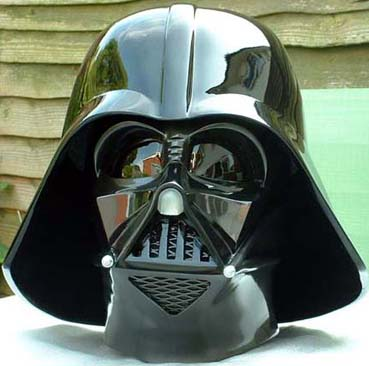 Casque Black Serie Vader 1:1 Rojchops3