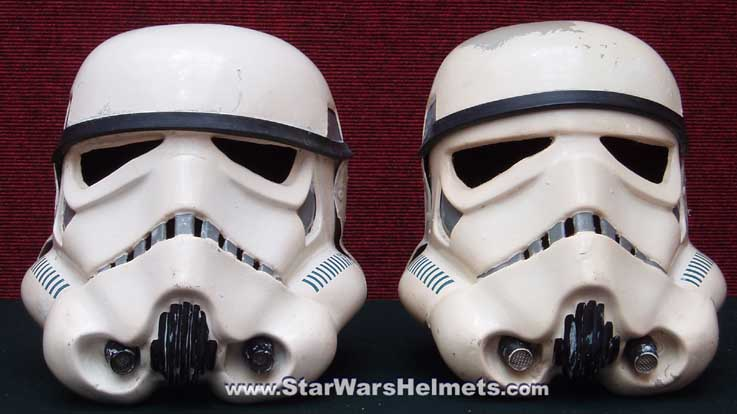 Original Move Along Stormtrooper Helmets